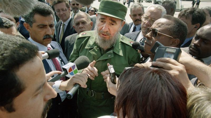 La historia siempre recuerda al líder cubano