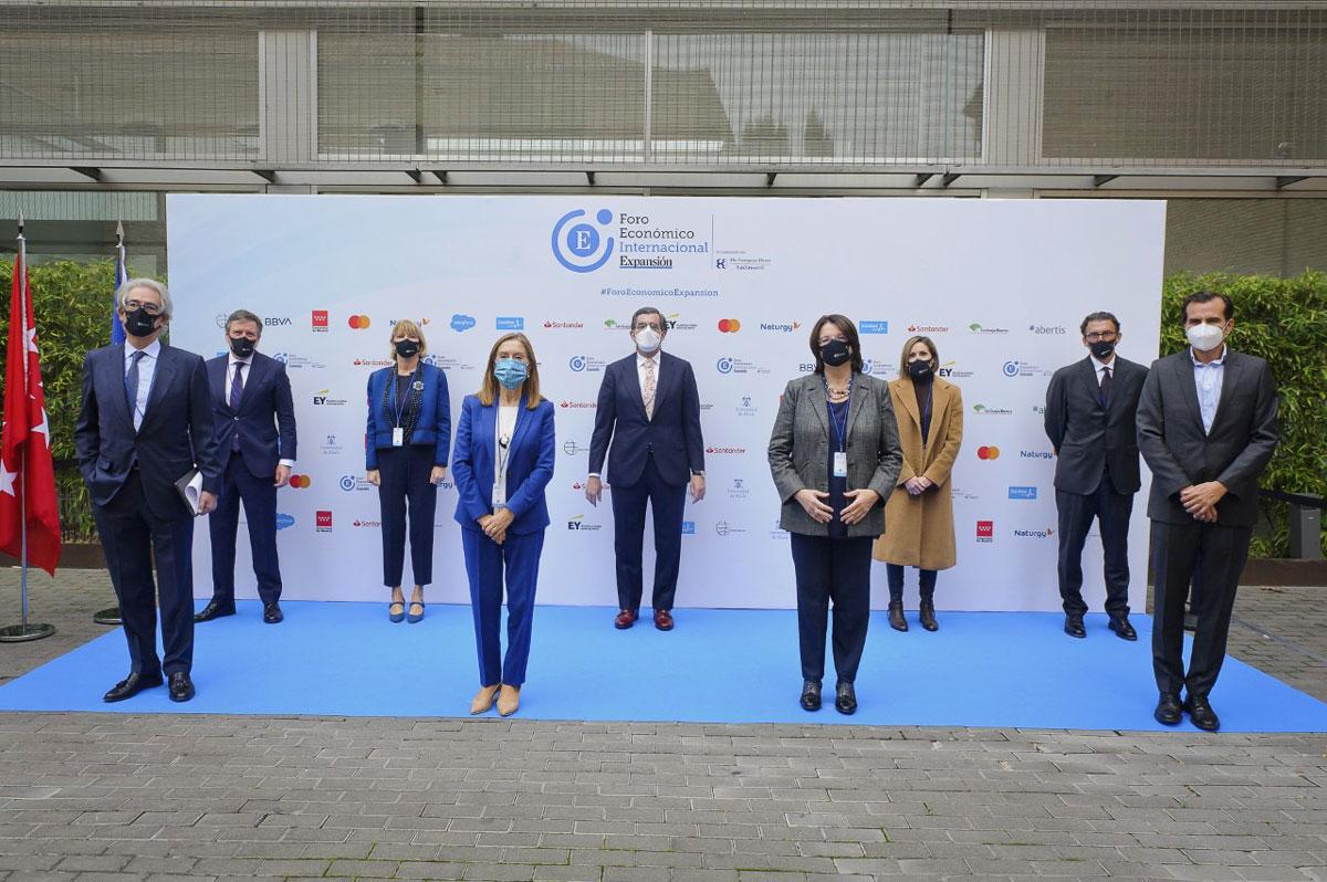 'Foro Económico Internacional buscaba analizar y dar respuesta a los grandes cambios de forma global