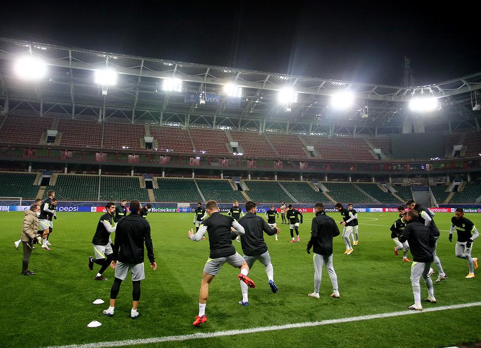 El Atlético de Madrid