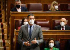 """Pedro Sánchez afirma que defender el interés general es afrontar con """"más unidad"""" y acuerdo la lucha contra la pandemia"""
