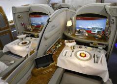Un viaje en avión cómodo como ningún otro