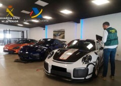 Desarticulada una organización criminal que defraudó siete millones de euros de IVA en el sector de la compraventa de vehículos usados