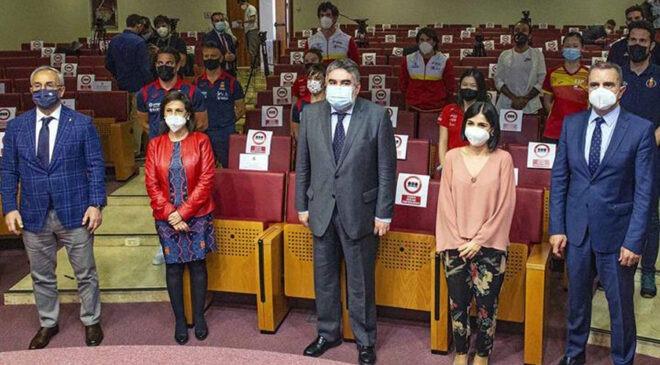 Tres ministerios implicados en la vacunación de los atletas para la Olimpiada de Tokio